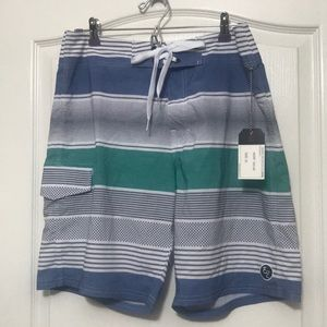 Ezekiel swim Board Shorts size 32